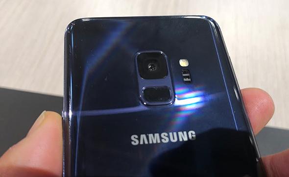 סמסונג גלקסי S9 הצצה ראשונה 8, צילום: רפאל קאהאן