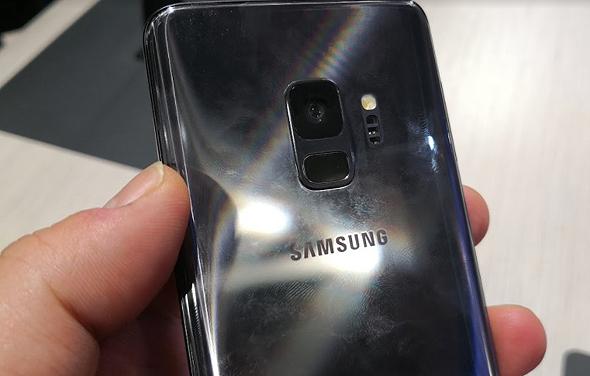 סמסונג גלקסי S9 הצצה ראשונה 9, צילום: רפאל קאהאן