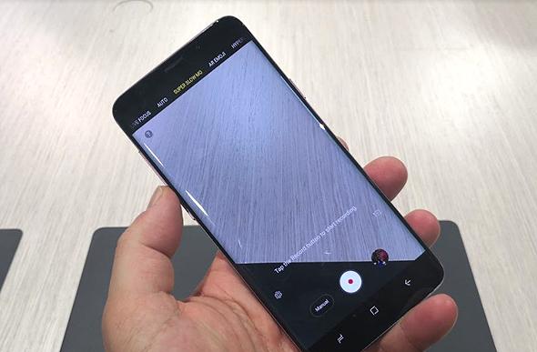 סמסונג גלקסי S9 הצצה ראשונה 11, צילום: רפאל קאהאן