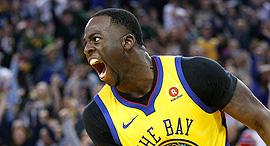 דריימונד  גרין כדורסלן אמריקאי NBA, צילום: רויטרס