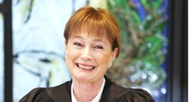 השופטת ענת ברון, צילום: עמית שאבי