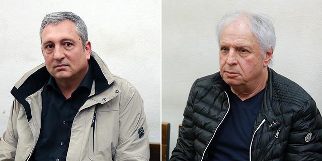 """חפץ: """"אלוביץ' הציע לי שוחד של 30 אלף דולר במזומן""""; אלוביץ': """"הוא משקר"""""""