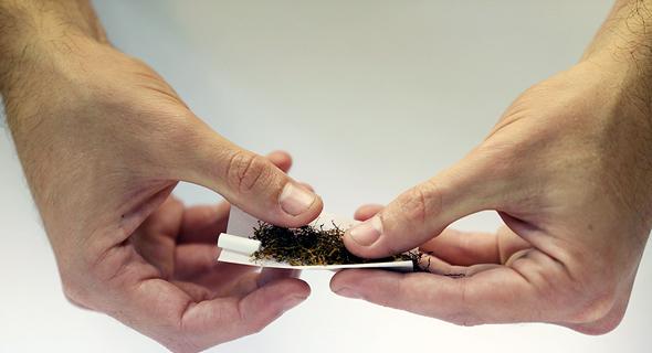 גלגול טבק