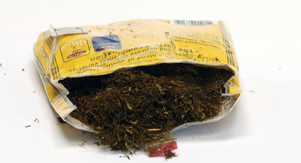 טבק לגלגול, צילום: תומריקו