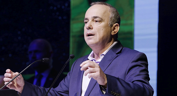 Israel's Minister of Energy Yuval Steinitz. Photo: Amit Sha'al