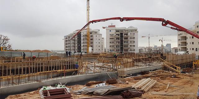 קרן המטבע: מספר התחלות הבנייה בישראל ימשיך לרדת ועליית המחירים עלולה לחזור