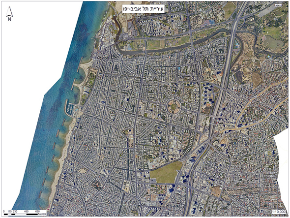 רבעים 3 ו־4   , צילום: באדיבות דוברות עיריית תל אביב־יפו