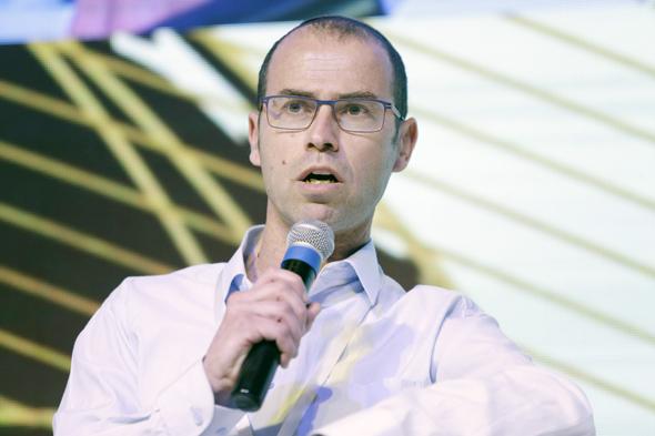 חן בר יוסף, מנהל מינהל הדלק והגז במשרד האנרגיה, צילום: עמית שעל