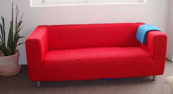 איקאה ספה זוגית קליפאן Klippan  2, צילום: Ikea
