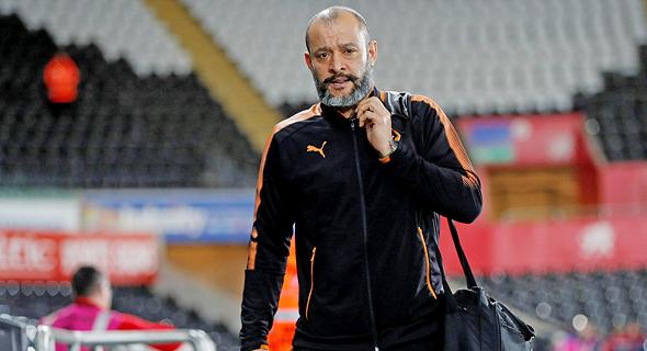 נונו אספיריטו מאמן וולברהמפטון וולבס, צילום: רויטרס
