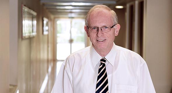 פרופ' אהוד דודסון, עד לאחרונה מנהל המרכז הרפואי האוניברסיטאי סורוקה ומנהל מרחב דרום של כללית