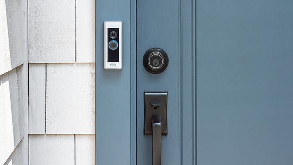 פעמון דיגיטלי לדלת רינג אמזון, צילום: Ring