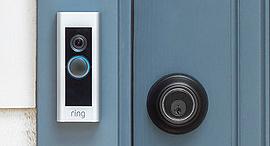 רינג (Ring) הפעמון הדיגיטלי של אמזון, צילום: Ring
