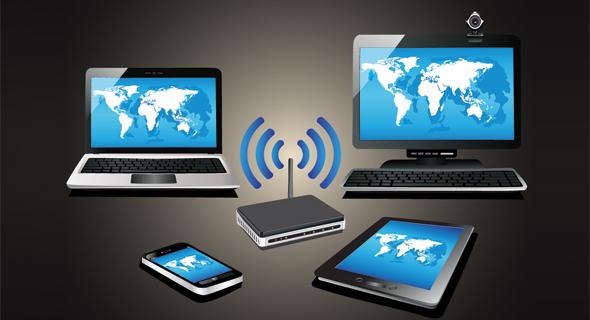שיפורים בתחום ה-WiFi. אילוסטרציה