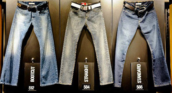 ג'ינסים של ליוויס