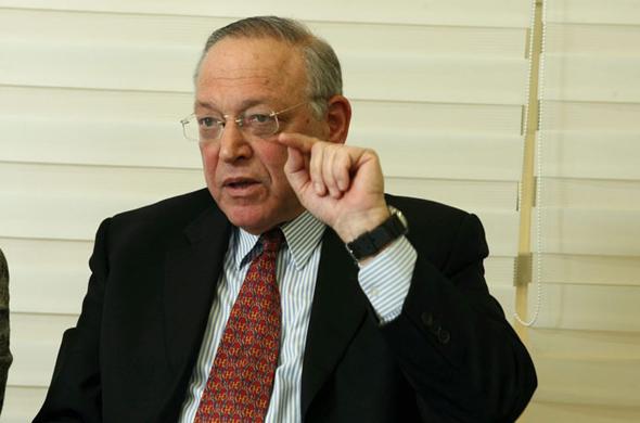 פרופ' אוריאל רייכמן, נשיא המרכז הבינתחומי בהרצליה