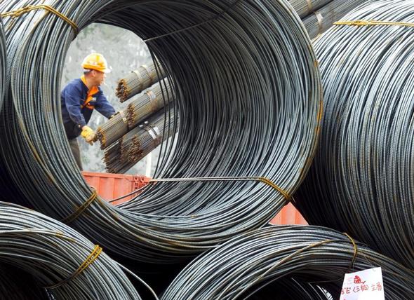 ברזל תוצרת סין