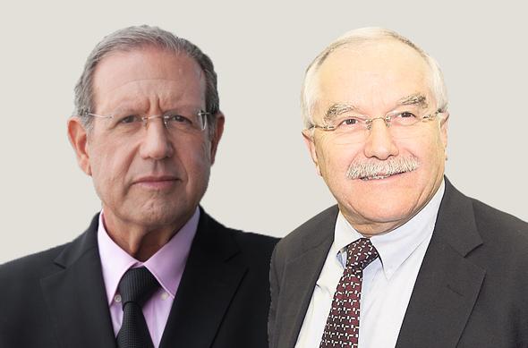 יאיר שמיר ויודי לוי