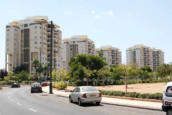 בנייני מגורים (ארכיון)