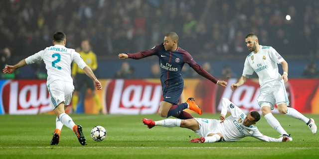 11 הערות על הניצחון של ריאל מדריד בפריז