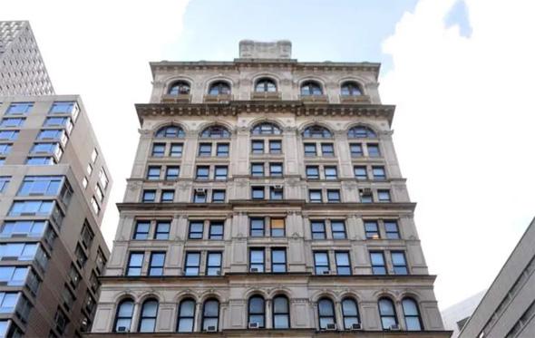 הבניין שהסבה אלעד גרופ למגורים