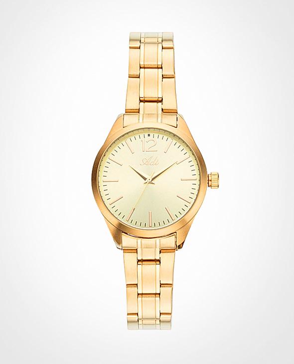 שעון זהב 137 שקל במקום 249 שקל