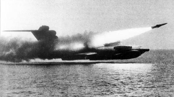 אקרנופלן lun משגר טיל נגד ספינות