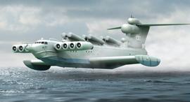 הקברניט מפלצת הים הכספי אקרנופלן, צילום: howitworks