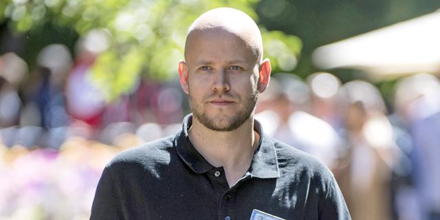 """דניאל אק, מנכ""""ל החברה, צילום: בלומברג"""
