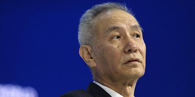 """הסינים מאשרים: ליו הא יעמוד בראש המשלחת שתגיע לארה""""ב באוקטובר"""