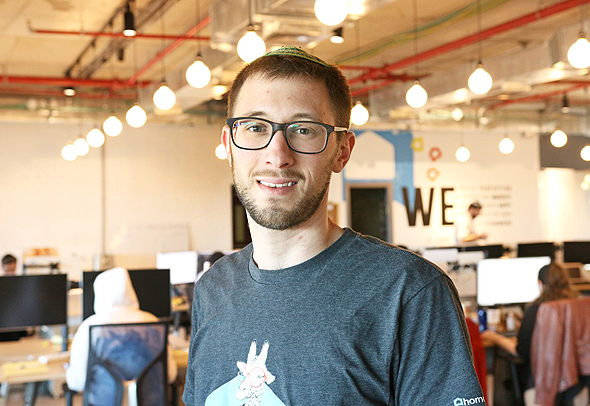 Hometalk co-founder Sam Shmeltzer. Photo: PR