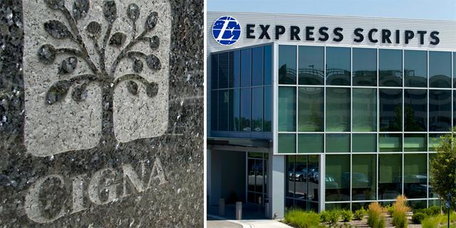 מיזוג ענק: חברת ביטוחי הבריאות סיגנה רוכשת את אקספרס סקריפטס ב-67 מיליארד דולר