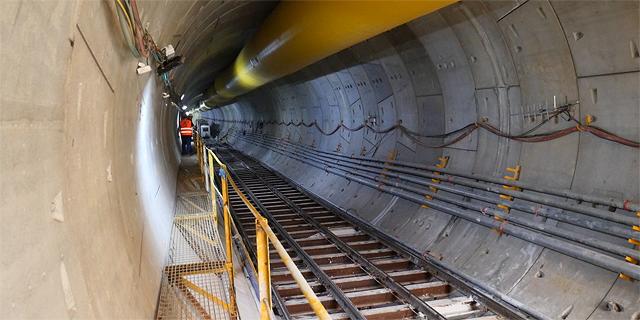 עבודות הרכבת הקלה, צילום: דור מנואל