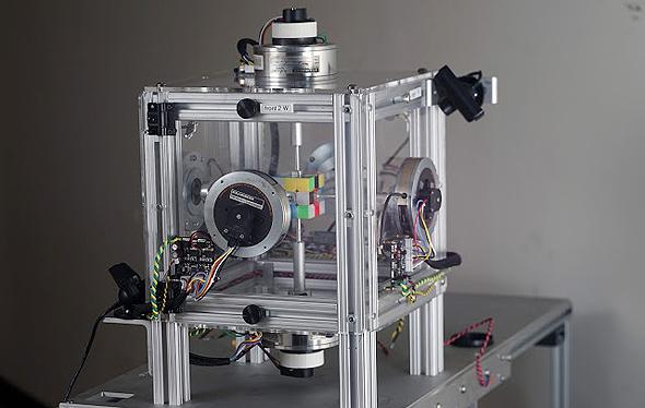 המכונה ששברה את השיא: רכיבים פשוטים וזמינים, צילום: build-its-inprogress