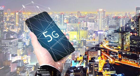 5G networks. Photo: Shutterstock
