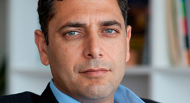 """גיל גולן מנכ""""ל מרכז הפיתוח ג'נרל מוטורס בישראל, צילום: שאולי לנדנר"""