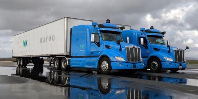 """""""כיום חסרים 50 אלף נהגי משאיות"""", צילום: Waymo"""