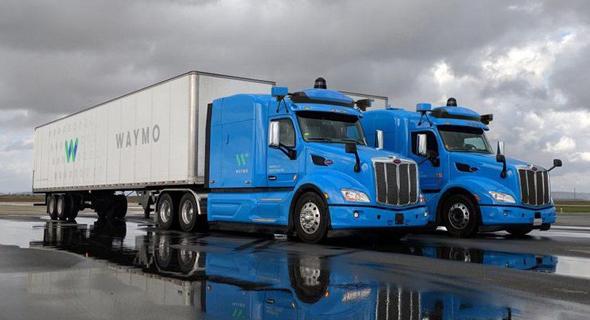"""""""כיום חסרים 50 אלף נהגי משאיות"""""""
