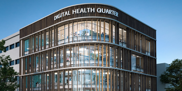 City of Haifa Launches Digital Health Complex Set Up by Venture Capitalist Erel Margalit