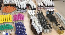 תרופות מוברחות, צילום: אגף אכיפה ופיקוח במשרד הבריאות