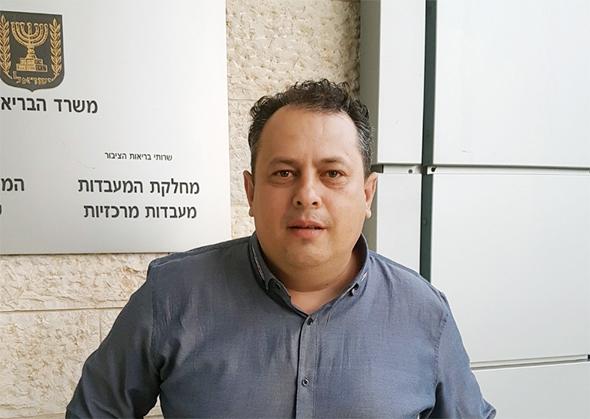 """ד""""ר רוני ברקוביץ, מנהל אגף אכיפה ופיקוח במשרד הבריאות , צילום: משרד הבריאות"""