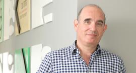 """מנכ""""ל יורם טיץ ארנסט אנד יאנג, צילום: אוראל כהן"""