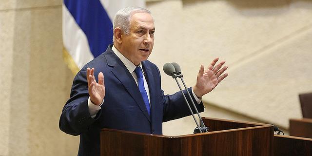 ראש הממשלה בנימין נתניהו , צילום: אלכס קולומויסקי