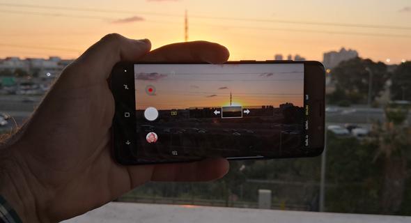 סמסונג גלקסי S9 פלוס, צילום: ניצן סדן