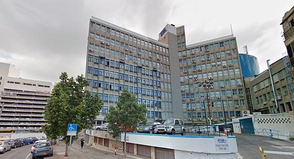 מטה מקורות ב תל אביב, צילום: google street view