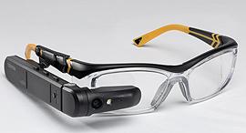 טושיבה VUZIX משקפיים חכמים ווינדוס