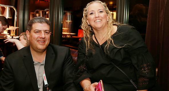 שלי לנדסמן ואורן דרור , צילום: אוראל כהן