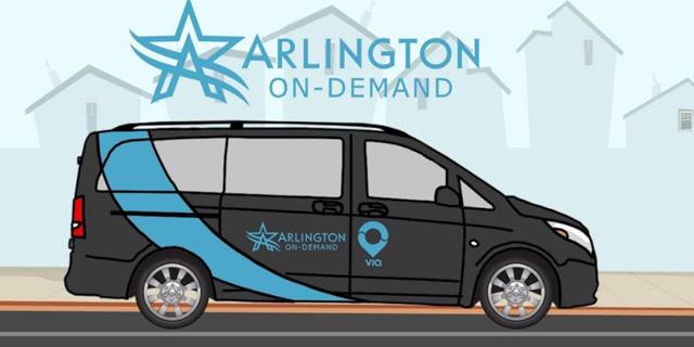 טקסס: שירותי ויה הישראלית יחליפו את התחבורה הציבורית