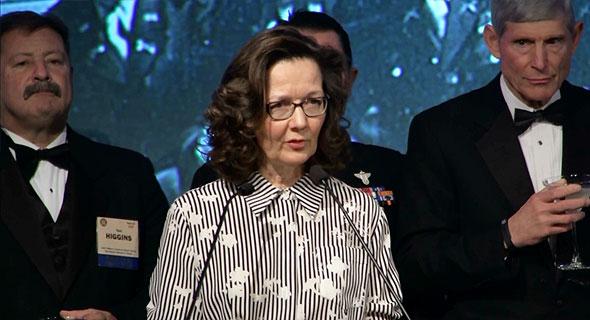 ג'ינה האספל, ראש ה-CIA הנכנסת