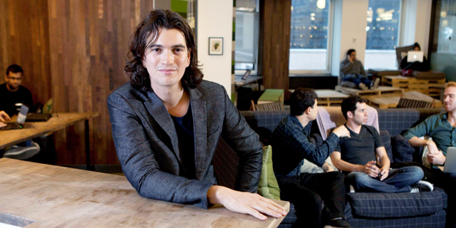 WeWork Scuttles Plans to Raise Funds in Israel